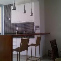 Hotel Pictures: Casa nova, integrada e moderna!!!, Brotas
