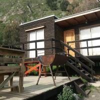 Hotel Pictures: Cabaña para 4 con increible vista al mar Puertecillo, Puertecillo