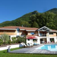 Hotel Pictures: Maison d'Hôtes L'Instant T, Annecy-le-Vieux