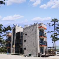酒店图片: Sea and Pine Tree Pension, 安山市