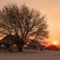Foto Hotel: Grassland Bushman Lodge, Ghanzi