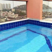 Hotel Pictures: Cobertura Triplex 300m da Enseada, Guarujá