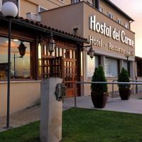 Hotel Pictures: Hostal del Carme, Vilagrasa