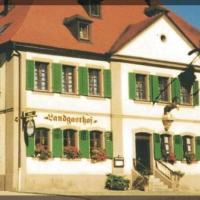 Hotelbilleder: Wagners Landgasthof zum Ross, Feuchtwangen