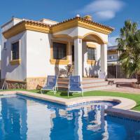 Hotel Pictures: Two-Bedroom Holiday Home in Hondon de las Nieves, Hondón de las Nieves
