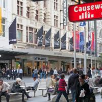 Fotos del hotel: Causeway Inn On The Mall, Melbourne