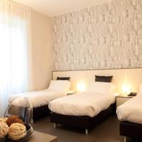 Triple Room with Park View