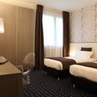 Twin Room with Park View