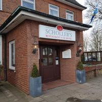 Hotelbilleder: Schollers Restaurant & Hotel, Rendsburg
