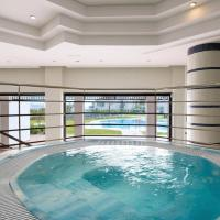 Double or Twin Room Side Sea View with Spa Access