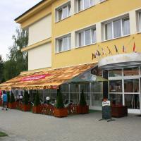 Hotel Pictures: Arkada Hotel, Bučovice