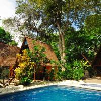 Hotelfoto's: Howler Monkey Hotel, Montezuma