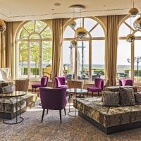 Fotografie hotelů: SEETELHOTEL Strandhotel Atlantic, Bansin