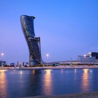 Hotelbilder: Hyatt Capital Gate Abu Dhabi, Abu Dhabi