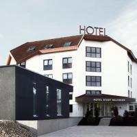 Hotelbilleder: Hotel Stadt Balingen, Balingen