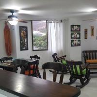 Фотографии отеля: Apartamento Perla del Caribe - 404, Санта-Марта