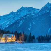 Hotel Seehaus - Mountain Lake Resort