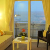 Apartment with Balcony and Sea View (2 adults)