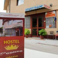 Hotelbilder: Hostel Gonzo, Sarajevo