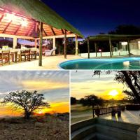 Hotellikuvia: Tsamadom, Karibib