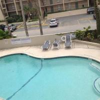 Hotellikuvia: Villa Del Sol 208 Condo, South Padre Island