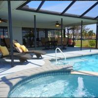 Hotelbilleder: Edith Esplanade - Cape Coral 3b/2ba, Cape Coral