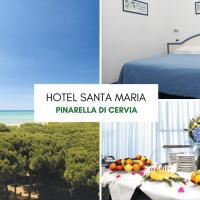 Фотографии отеля: Hotel Santa Maria, Червиа