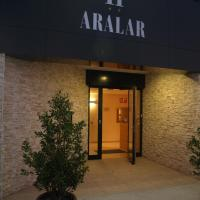 Hotel Pictures: Hostal Aralar, Aizoáin