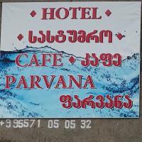Hotellikuvia: PARVANA, Ninotsminda