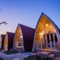 Zdjęcia hotelu: The Dafish Accommodation Bar & Cafe, Nusa Lembongan