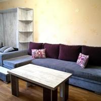 Zdjęcia hotelu: Stylish and Sunny Large Studio on Mashtots Ave, Erywań