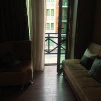 酒店图片: Apartment in Bakuriani residence, Bakuriani