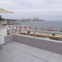 Hotellikuvia: Departamento frente al mar, concón, Concón