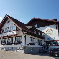 Hotelbilleder: Sporthotel Hochpaßhaus am Iseler, Bad Hindelang