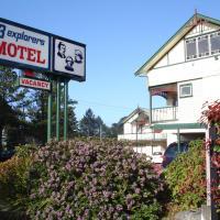 Zdjęcia hotelu: Three Explorers Motel, Katoomba