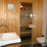 Deluxe Double Room with Sauna