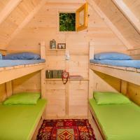 Zdjęcia hotelu: Mountain Camp Izgori 2, Gacko
