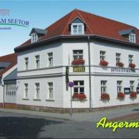 Hotelbilleder: Hotel am Seetor, Angermünde