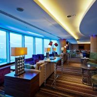 Twin Room with Access to Executive Lounge