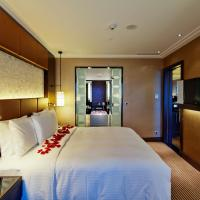 Deluxe Double Room with Access to Executive Lounge