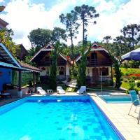 Hotel Pictures: Hotel Cantinho de Férias, Visconde De Maua