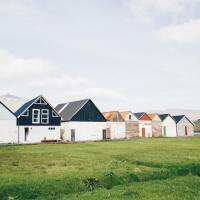 Foto Hotel: Boat house in Hósvik, Hósvík