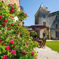 Hotel Pictures: Château médiéval proche de la Dordogne, Sers