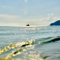Hotel Pictures: Casa Pé na Areia Praia Juquehy, Juquei
