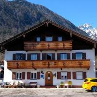 Hotelbilleder: Landhaus Graßmann, Piding