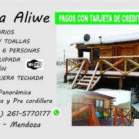 Zdjęcia hotelu: Cabaña Aliwe, Uspallata