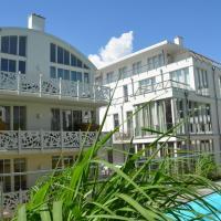 Zdjęcia hotelu: Johanna - Penthouse Nautilus 16, Ostseebad Sellin