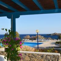 Fotos do Hotel: White & Blue Villa Mykonos, Ornos