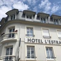 Fotos do Hotel: Hôtel L'Estran (de la Paix), Trouville-sur-Mer