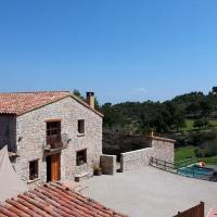 Фотографии отеля: Holiday home Masia Cal Sant Miquel, Castellolí